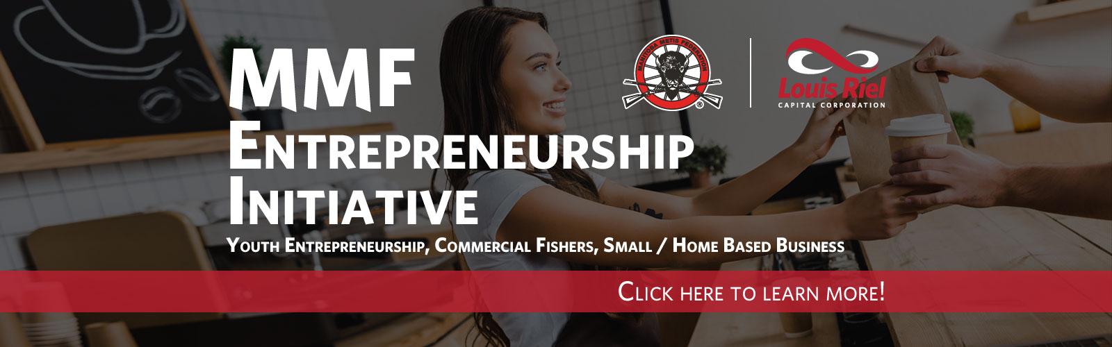 MMF Entrepreneurship Initiative